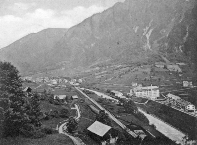 Berggut vor 1906
