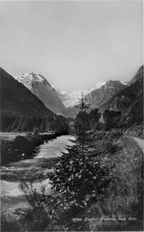 Fussweg Linthal - Rueti