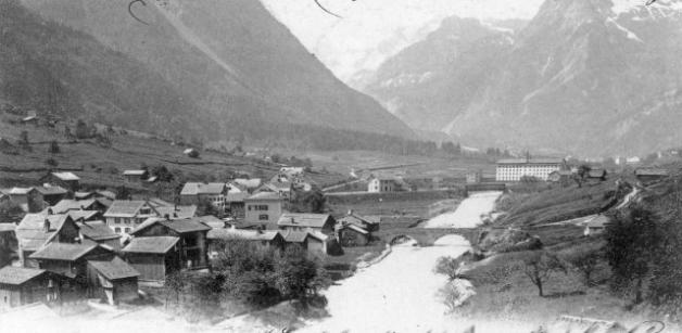 Rueti mit Linth vor 1906