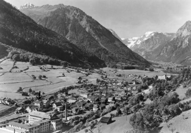Rueti vor 1965