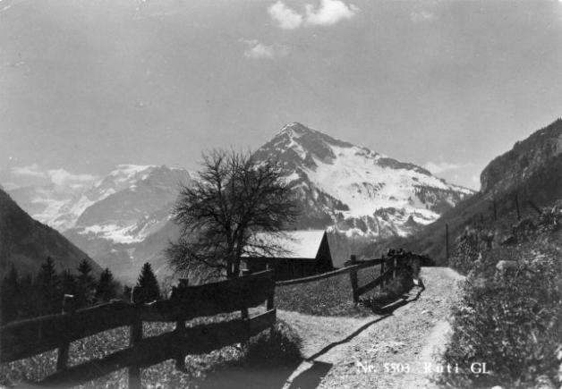 Tschingelgut vor 1956